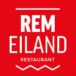 Logo van restaurant REM Eiland
