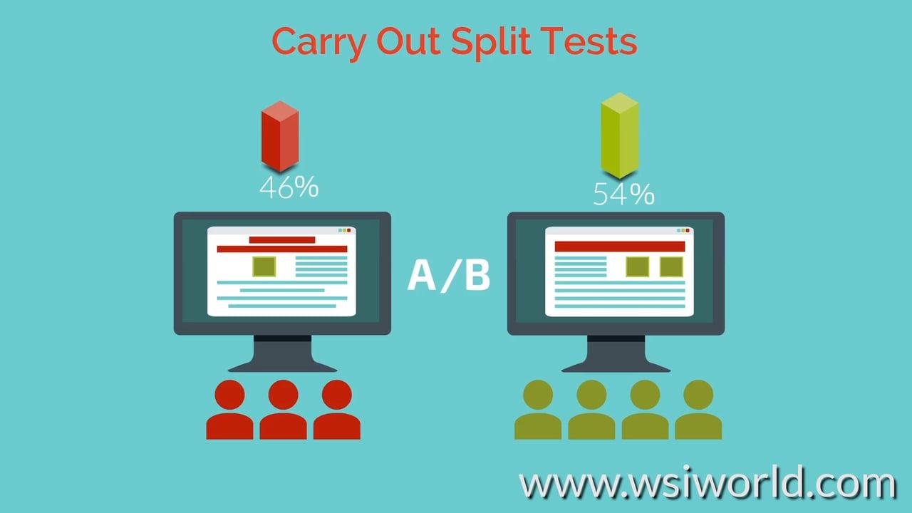 A/B-testen kan ook met Adwords!