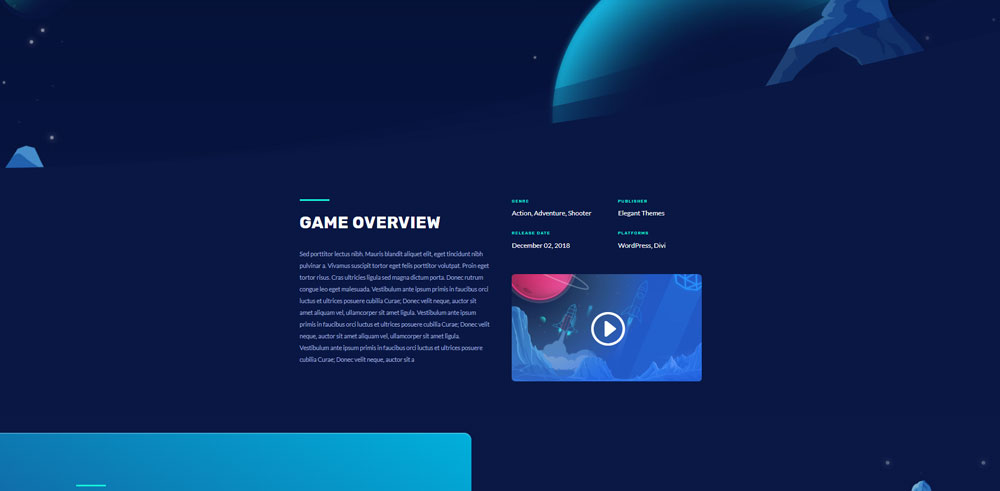 glow in the dark webdesign