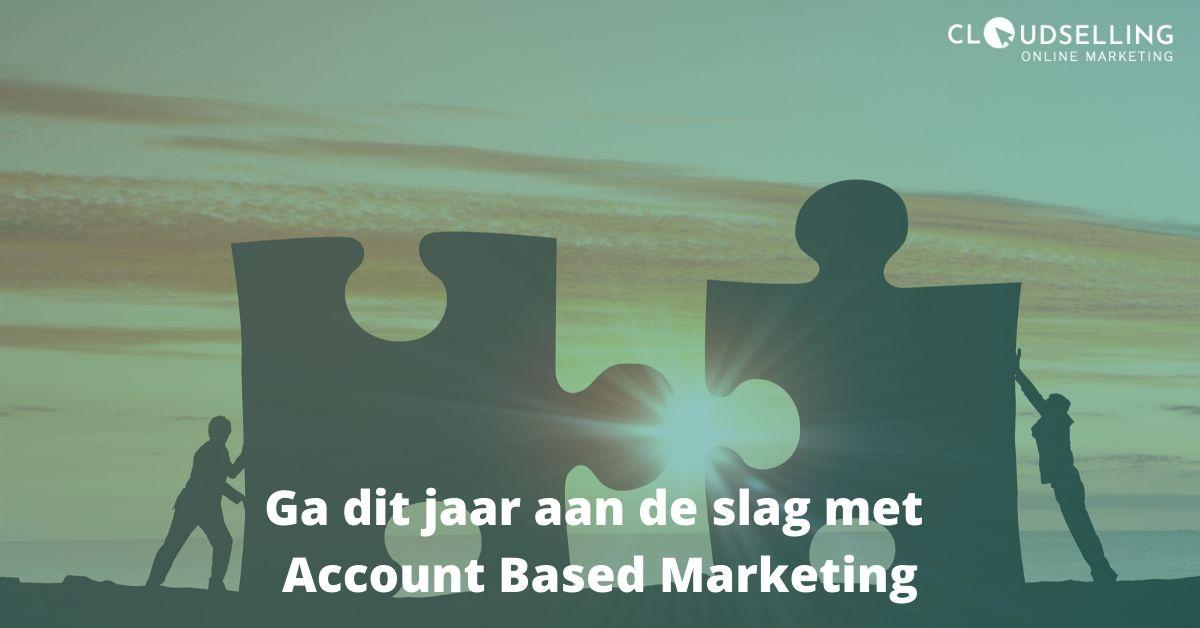 Account Based Marketing 2020