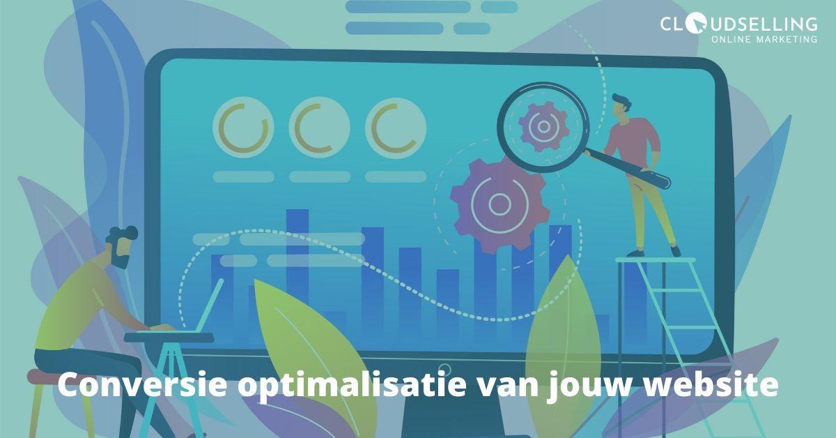 Conversie-optimalisatie-website